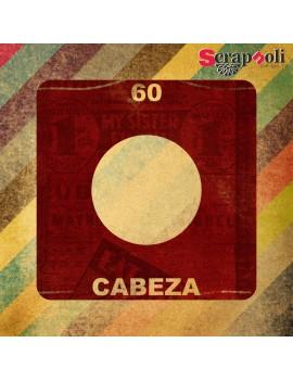 Plantilla Cabeza 60 mm