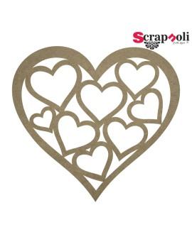 Corazón 17