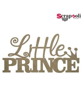 Rótulo Little Prince 3