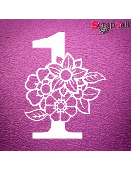 Numero floral C1-1