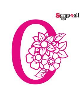Numero floral C1-0