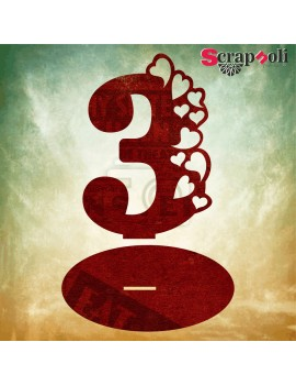 Número mesa B6