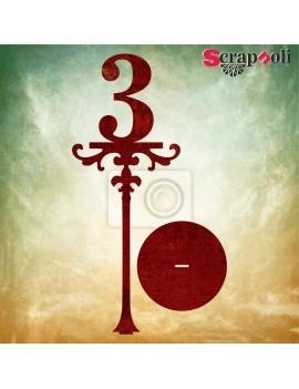 Número mesa B7