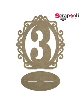 Número mesa B8