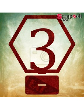 Número mesa B9