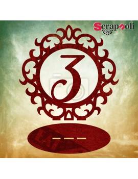 Número mesa B10
