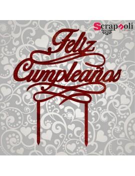 Topper Cumpleaños T1