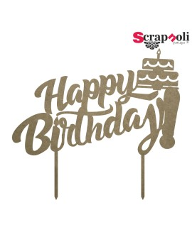 Topper Happy Birthday T5