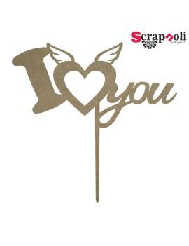 Topper I Love You T1