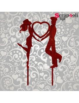 Topper I Love You T4