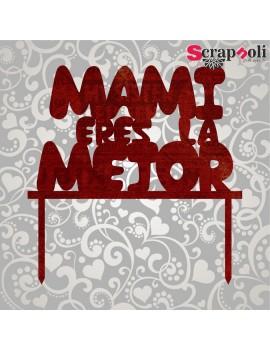 Topper Mamá T1