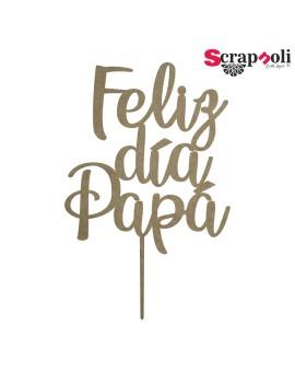 Topper Papá T2