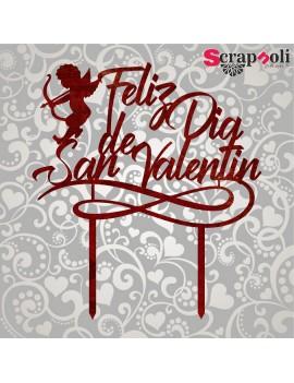 Topper San Valentín T1