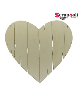 Tablilla corazon 1