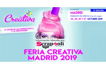 Feria Creativa Madrid 2019