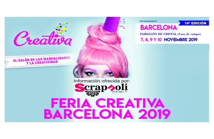 Feria Creativa Barcelona 2019